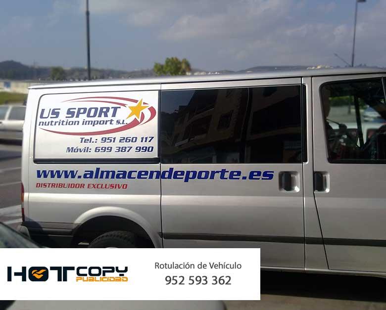 hot copy rotulacion de vehiculo barato en malaga mijas fuengirola